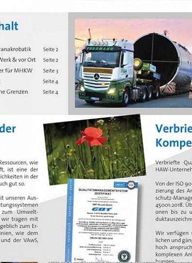 Der Messenger: Infos, News und Perspektiven im aktuellen GBT-Kundenmagazin